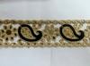 Тесьма металлизированная 15RT120-41(золото) Цена за 9 метров