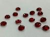 Стразы мармеладки пришивные MPK05-4 (красный)