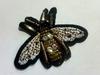 Аппликации насекомые  AP215-27 (коричневый)