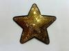 Аппликации звезды AK448-3-41 (золото)