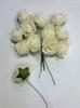 Цветы из фоамирана TSF2-2 (айвори)