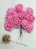 Цветы из фоамирана TSF2-34 (розовый)