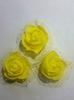 Цветы из фоамирана TSF1-9 (ярко желтый)