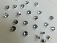 Стразы ювелирные стекло SY1-№4-42 (кристалл)