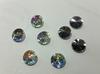 Стразы ювелирные стекло SY1-№10-42AB (кристалл AB)