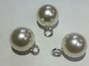 Подвески жемчуг PVJ16-1-42 (белый)