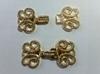 Крючки декоративные KDM4sm-41 (золото)