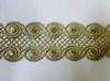 Кружево гипюр ADS-13-41 (золото)