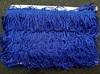 Бахрома петлями 4623456-4см-11-10Y (синий) Цена за 9,1 м