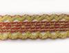 Тесьма декоративная 8145-4-41 (золото) Цена за 9,14 метра