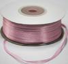 Лента атласная AL03-48 (розовый) Цена за 100 ярд. (91,4 м)