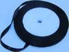 Лента атласная AL06-3 (черный) Цена за 25ярд.