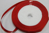Лента атласная AL06-4 (красный) Цена за 25ярд. (22,85 м)
