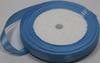 Лента атласная AL12-16 ( голубой) Цена за 25ярд.  (22,85 м)