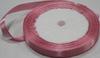 Лента атласная AL1-35 (светло розовый) Цена за 25ярд.