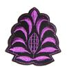 Аппликации цветок AP03-43 (фиолетовый) Цена за 20 шт