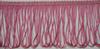Бахрома петлями Bh7-34 (розовый)
