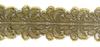 Кружево гипюр KGIP03-41 (золото) Цена за 7,3 метров