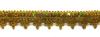 Тесьма металлизированная 28-6-41 (золото) Цена за 13,7 метра