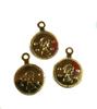 Монисты Mon15-41 (золото) Цена  за 100 шт