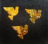 Пайетки голубь PGOL-41 (золото) Цена за 10 гр