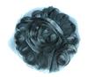 Цветы пришивные CPS01-63 (темно серый) Цена за 10 шт
