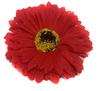 Цветы на булавке Z35-7-4 (красный)