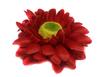 Цветы на булавке Z35-8-4 (красный)