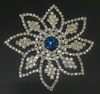 Декоративное украшение DU1-42 (голубой)