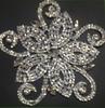 Декоративное украшение DU6-42 (серебро)