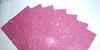 Фоамиран глиттерный FL2mm-34 (розовый)