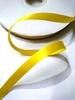 Лента атласная AL1-7(желтый)  Цена за 100 ярд. (91,4 м)