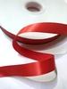 Лента атласная AL15-4 (красный) Цена за 100 ярд. (91,4 м)