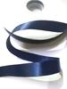 Лента атласная AL15-12 (темно синий) Цена за 100 ярд. (91,4 м)