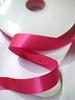 Лента атласная AL2-76-100Y (ярко розовый)