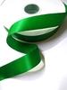 Лента атласная AL25-18 (зеленый) Цена за 100 ярд. (91,4 м)