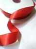Лента атласная AL25-4 (красный) Цена за 100 ярд. (91,4 м)