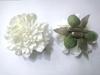 Цветы декоративные TFLOWZ-2 (айвори)