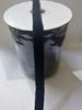 Резинка  бархатная RBH12-3-30y (черный)