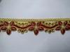 Тесьма декоративная TDS34-39 (бордо)