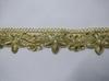 Тесьма декоративная TDS34-41 (золото)