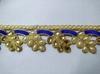 Тесьма декоративная TDS41-11 (синий)