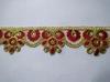 Тесьма декоративная TDS60-4 (красный)