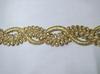 Тесьма декоративная TDS44-41 (золото)