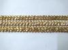 Тесьма декоративная 720-41 (золото)