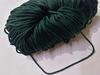 Шнур декор SHK2-23 (темно зеленый)
