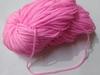 Шнур декор SHK2-34 (розовый)