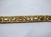 Тесьма декоративная TDS43-41 (золото)