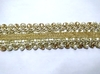 Тесьма декоративная 103570-41 (золото)