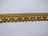 Тесьма декоративная TDS49-41 (золото)